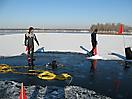Eistauchen Jan 2009